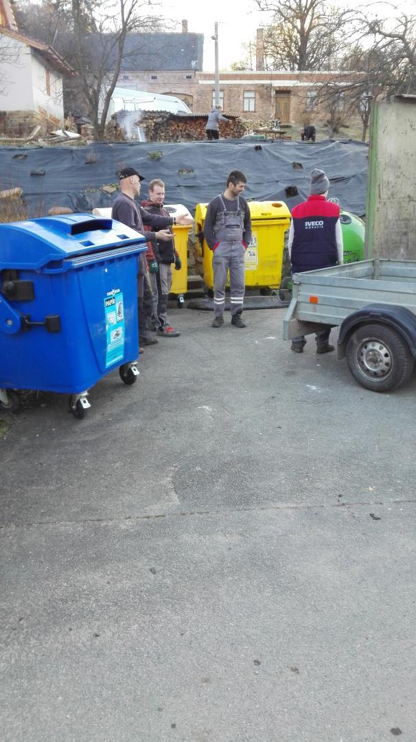 Sběr odpadků